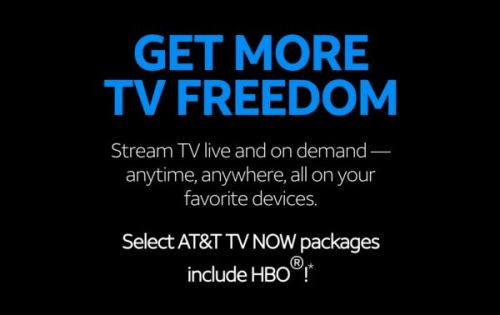 AT&T TV NOW Officially Takes Over From DIRECTV NOW