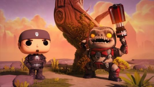 You Can Play The Gears Of War Funko POP Game This Thursday