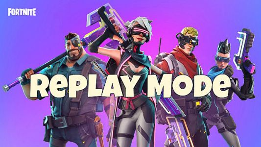Fortnite's Replay Mode Has Arrived - Here's How to Use It!