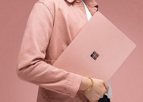 Pink Surface Laptop 2 launching exclusively in China