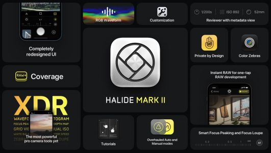 Halide Developers Launch New 'Mark II' Photography App