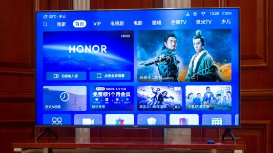 Honor Vision: first look