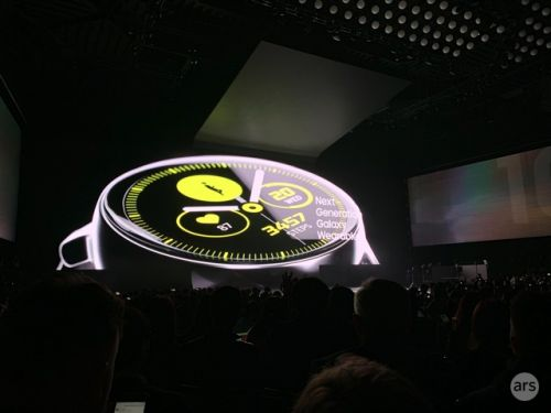 Samsung refreshes wearable line, including new Galaxy Watch Active