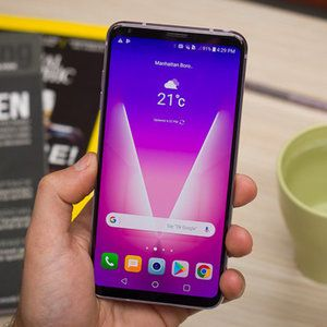 Verizon LG V30 gets Portrait mode for the front camera and more with new update