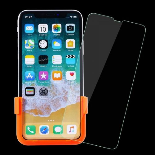 Protect the notch with a 3-pack of iPhone X glass screen protectors for $6