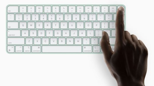 Apple's New Touch ID Keyboard Is Only Compatible With M1 Macs