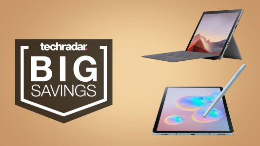 This week's tablet deals see price drops on a range of Surface and Galaxy devices
