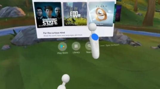 Google Daydream 6DOF controller videos: The first wave hits