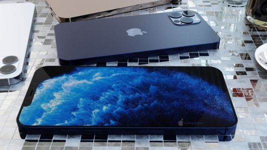 Will the iPhone 12 Pro look like this?