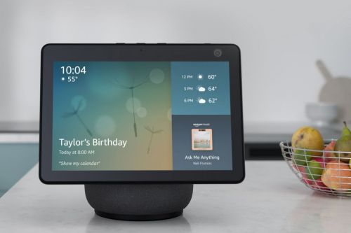 Amazon's New Echo Show Comes With A Motorized Swivel
