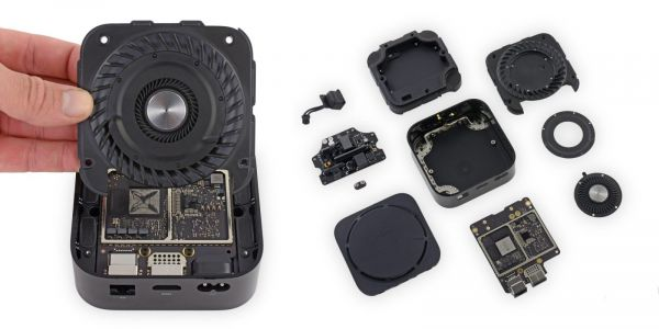 Apple TV 4K teardown shows off internal fan and new thermal vents