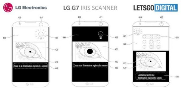 LG G7 Could Sport Advanced Iris Scanner For Facial Recognition