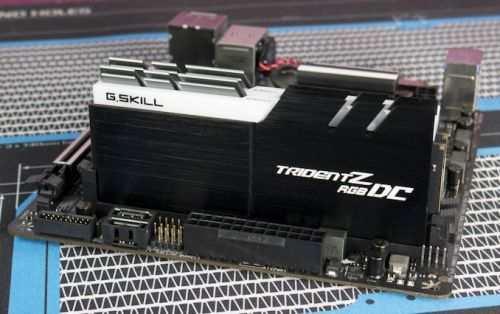 In The Lab: Double Capacity 2x32GB DDR4 from G.Skill and ZADAK