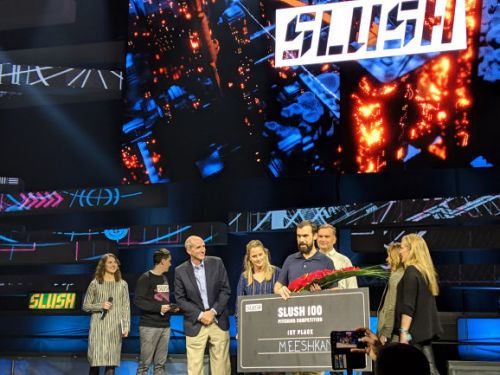 Deep learning Slack bot Meeshkan wins Slush 100 startup competition