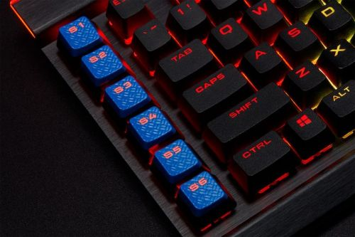 The Corsair K95 RGB Platinum XT Mechanical Keyboard, For Gamers and Streamers