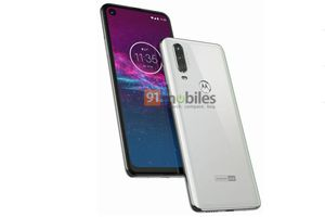 Here's The Motorola One Action: What The Moto G7 Should Have Been