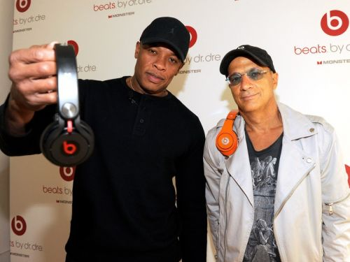 Jimmy Iovine is stepping back from daily involvement in Apple Music