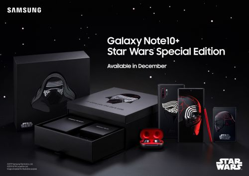 Samsung Galaxy Note 10+ Star Wars Special Edition Is Now Available
