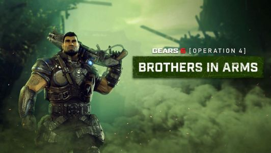 Gears 5 - Operation 4 now available with on Windows 10, Xbox One, Steam and with Xbox Game Pass