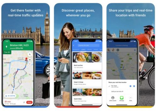 Restaurant Waiting Times Are Now Available Via Google Maps iOS App