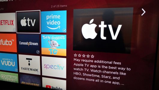 Roku TVs and players can finally access Apple TV content