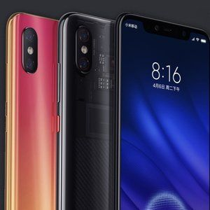 Xiaomi Mi 8 Pro unveiled with Fingerprint on Display feature, Mi 8 Lite ready