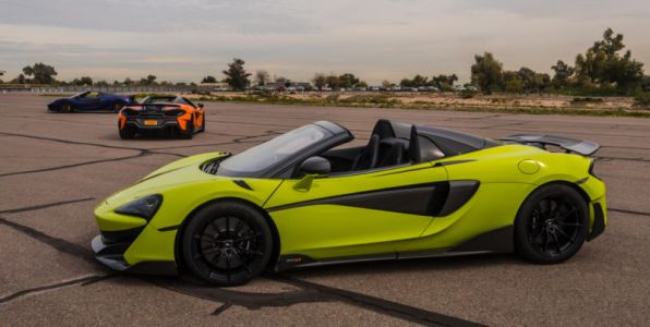 The McLaren 600LT Spider has plenty of brains-plenty of soul, too