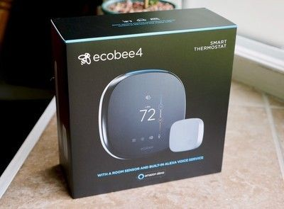 Install a new ecobee4 smart thermostat in your home for just $189