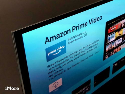 Amazon Prime Video users note downgraded audio quality in Apple TV app