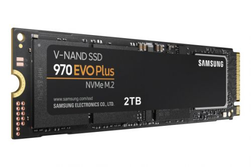 Samsung's new 970 Evo Plus improves an already excellent SSD