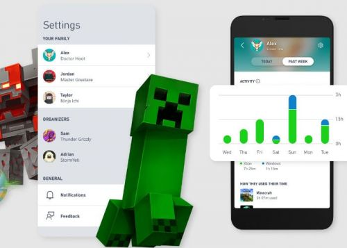 Xbox Family Sharing App lands on iOS and Android