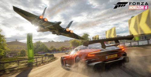How Forza Horizon 4 will let you express your inner race car driver