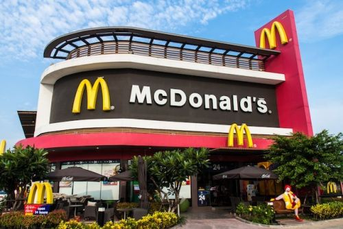 Study Finds Fecal Bacteria On Every McDonald's Touchscreen Tested