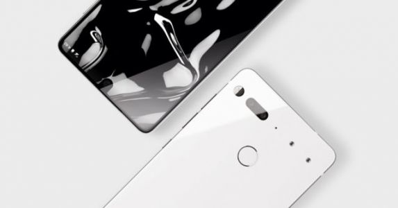 Pure White Essential Phone Is Finally Available