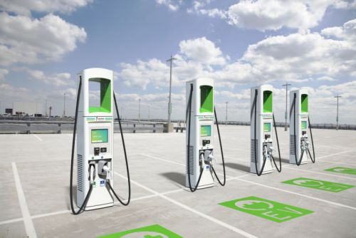Electrify America will deploy 2,000 350kW fast chargers by the end of 2019