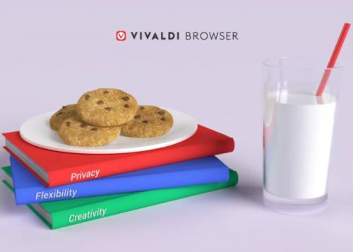 Vivaldi browser update 3.8 adds removes cookie dialogs, adds extra privacy and new design