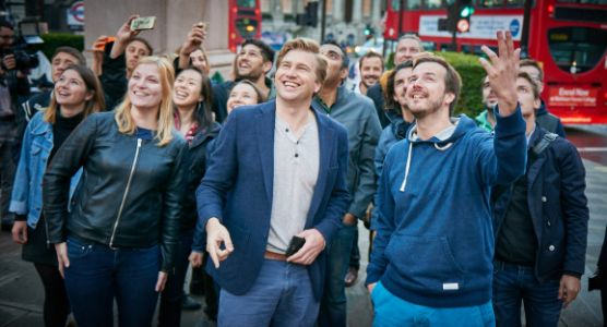 VC investment in Europe surged 26.9% in 2017, thanks to U.K. startups' mega-rounds