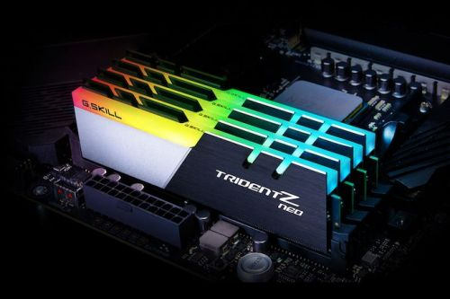 G.Skill Launches Trident Neo Memory Modules for AMD Ryzen 3000 CPUs