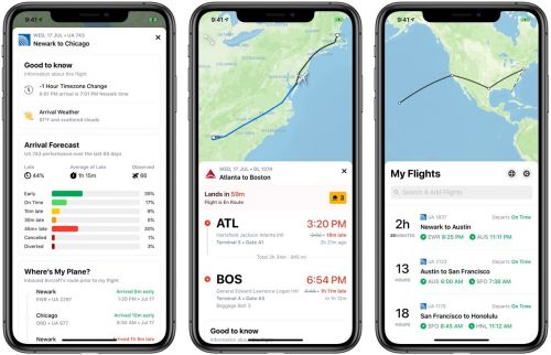 Flighty's Beautiful Design, Fast Push Notifications Make It One of the best Flight-Tracking Apps on the App Store
