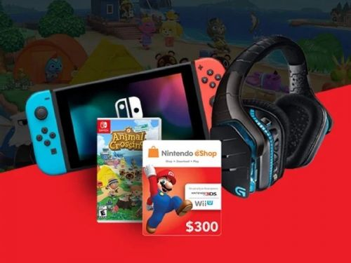Reminder: Enter the Nintendo Gaming Bundle Giveaway
