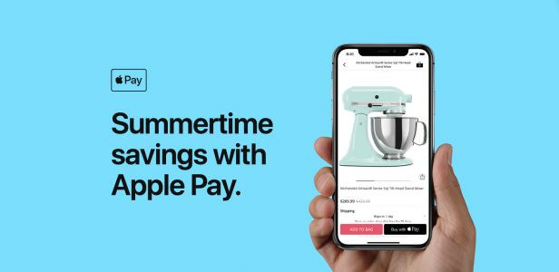 Apple Pay Summertime promo offers discounts on Fandango, Groupon, and more