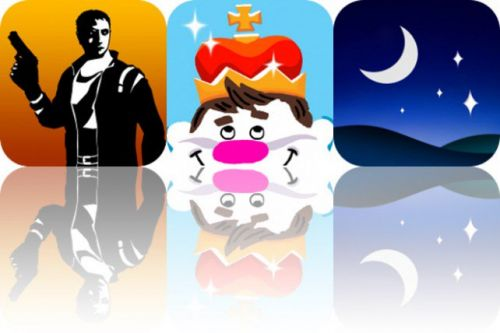 Today's Apps Gone Free: Hardboiled, Magnus Kingdom of Chess and Star Rover