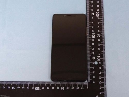 Images Of Upcoming Sharp Aquos S3 Leaked From Taiwan's NCC