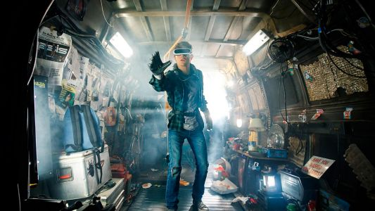 Forget Ready Player One - the future of VR is a physical experience