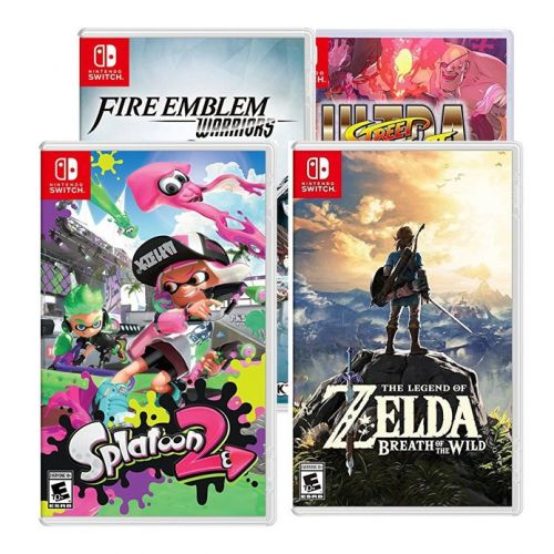 Add new digital Switch titles to your arsenal with these discounts