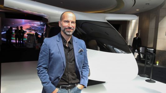 Uber's flying taxi will slash your commute by 2023