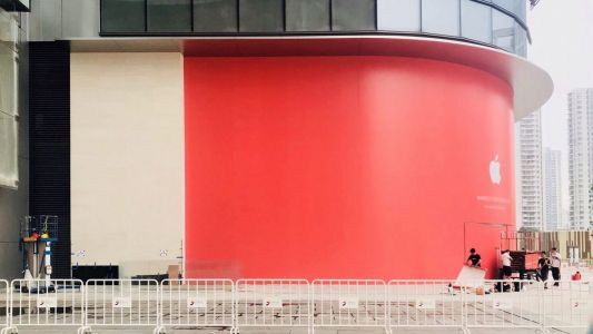 Suzhou Apple store set to open alongside Apple Watch Series 4, iPhone Xs launch