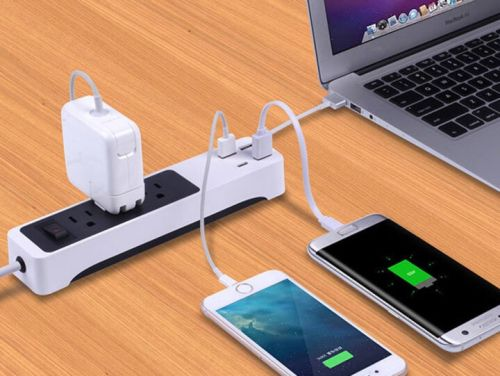 Deals: Kinkoo 3-Outlet Surge Protecting Smart Power Strip