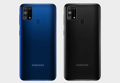 Samsung Galaxy M31 smartphone gets official