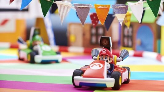 Here's the number of races featured in Mario Kart Live: Home Circuit